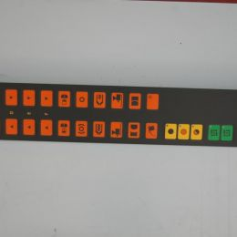 Pushbutton control Sandretto  sef 90