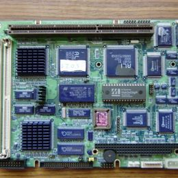 CPU board for controlling sef 2000 Sandretto Series 9 t and s Automata, new and used reconditioned available. 4894 - sbc456 - 5894